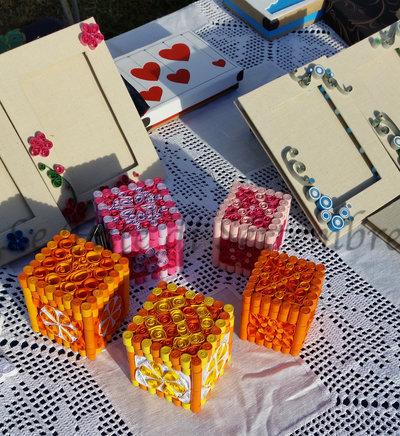 scatolina romantica, idee regalo