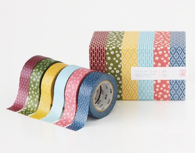 Washi Tape - Wamon 3