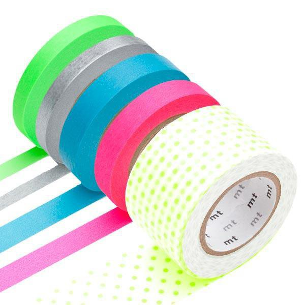 Washi Tape - Suite M