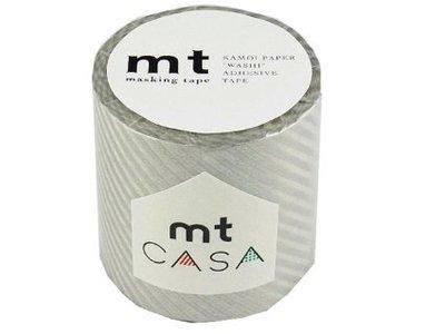 MT Casa - Stripe Silver 50 mm