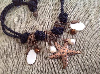 Girocollo stella marina