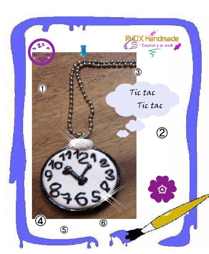 ✿ Tic Tac Tic Tac✿