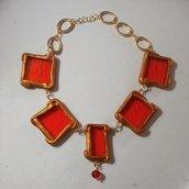 rosso oro impacchettato