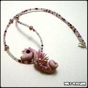 Cavalluccio Rosa - Pink Seahorse