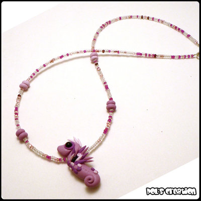 Cavalluccio viola - Purple Seahorse