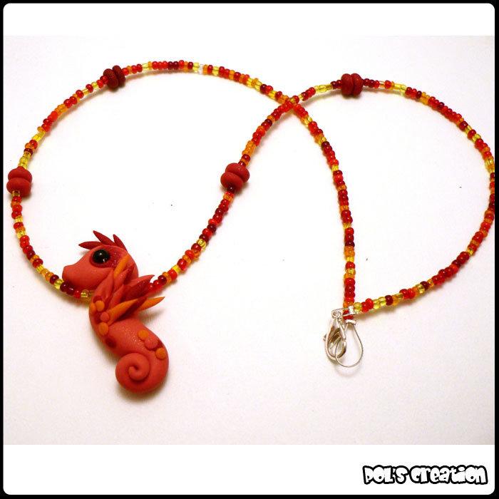 Cavalluccio rosso - Red Seahorse
