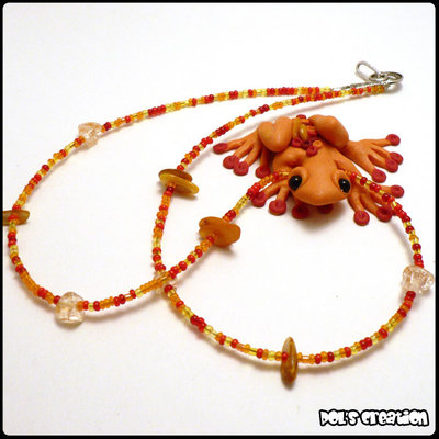 Ranocchia arancio - Orange Frog