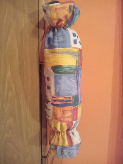 Porta sacchetti - borse spesa coloratissimo