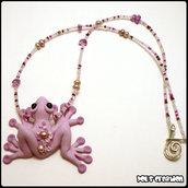 Ranocchia rosa - Pink Frog
