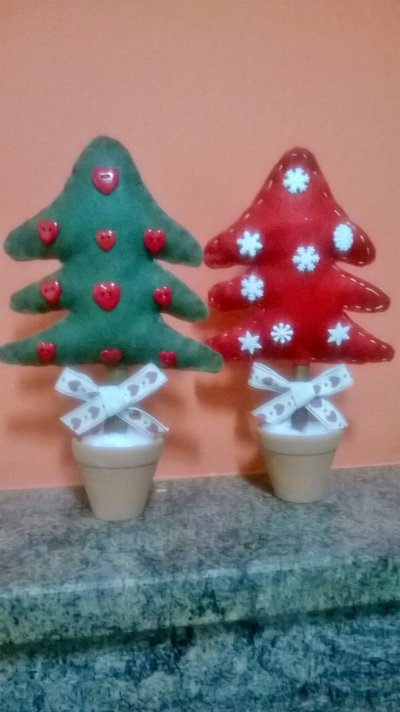 alberelli di Natale
