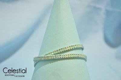 Bracciale strass - Tiffany