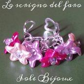 Anello fiorellini primavera