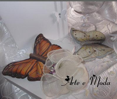 """Bomboniera Matrimonio """"farfalla"""""""