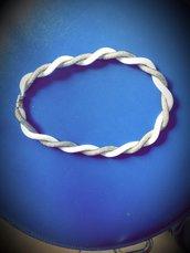 Collana di perline in rete