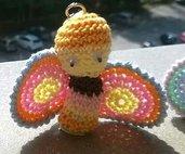 Farfalla portachiavi .