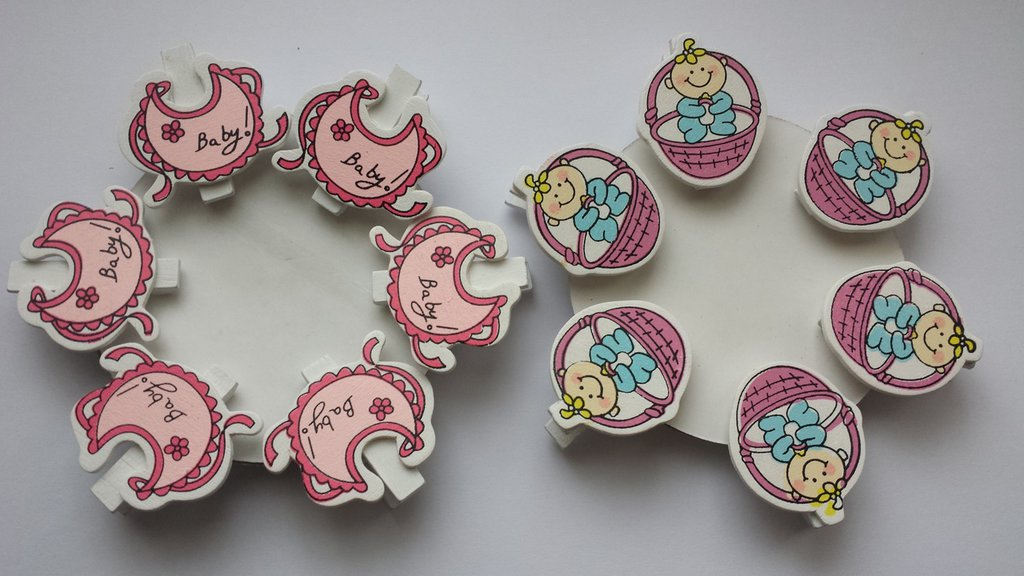 Linea baby - mollettine nascita