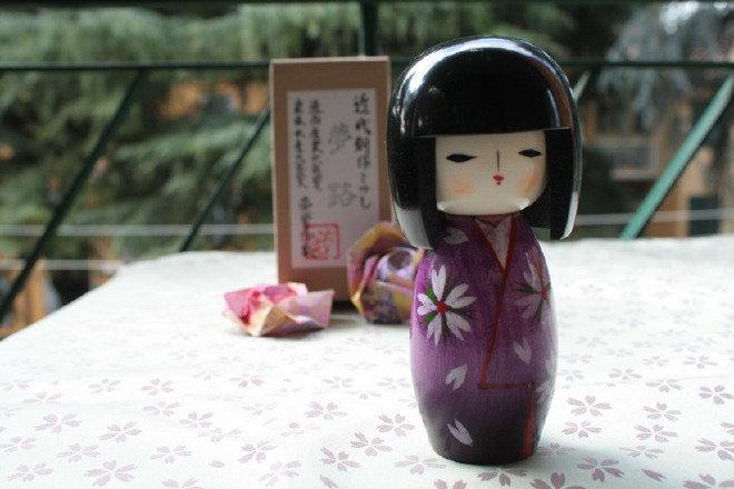 Kokeshi Yumeji- A490241