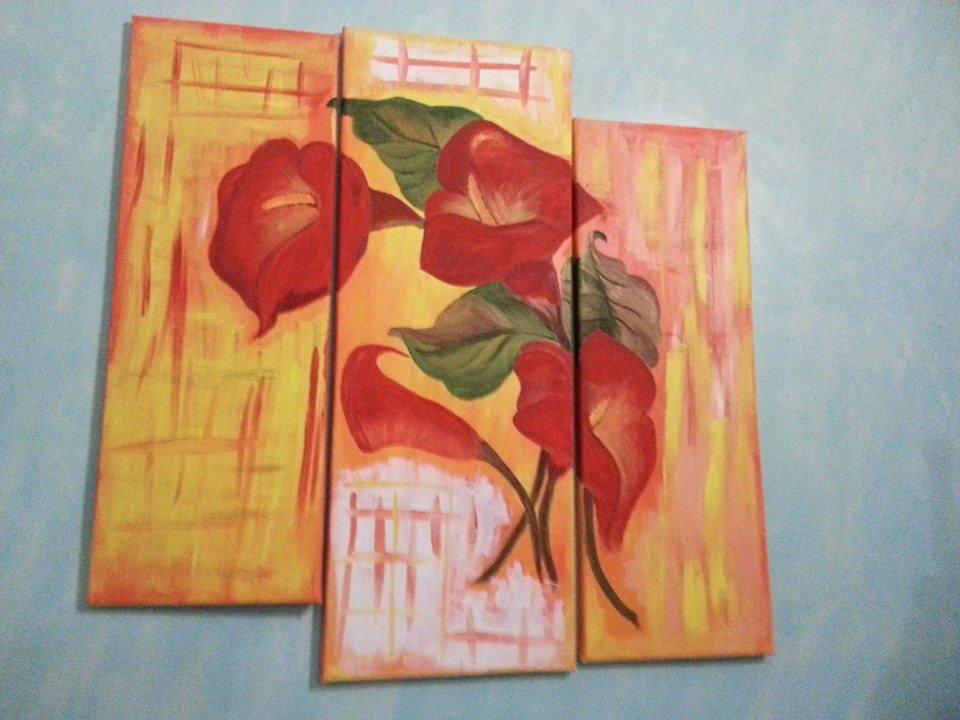 quadro dipinto calle