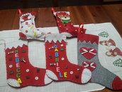 calze colorate per la befana