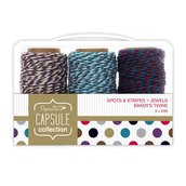 Bakers Twine - Spots & Stripes Jewels