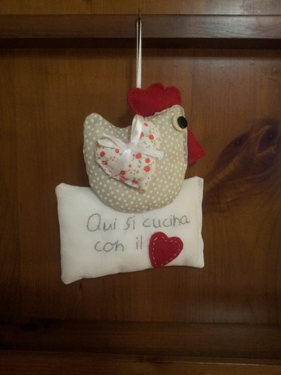 le galline cuocarine