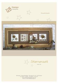 Sternenzeit - Schema Punto Croce  Autunno - UB Design