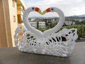Romantica Coppia Cigni