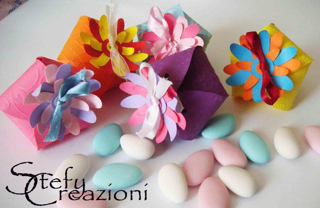 Scatoline Fiorellino Portaconfetti