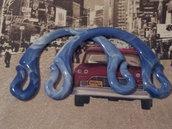 Manici Pipoca sfumato blue
