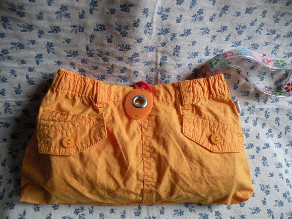 pochette minigonna estiva