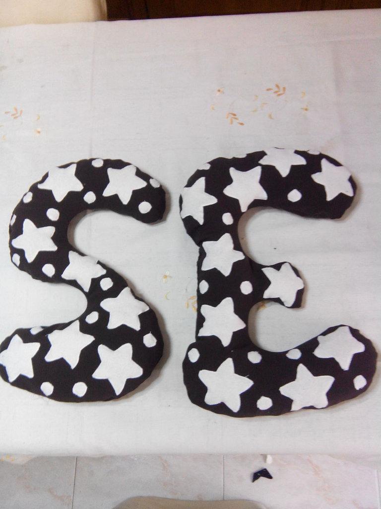 lettere fondo pandistelle