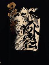 T-shirt Giapponese, Ninja