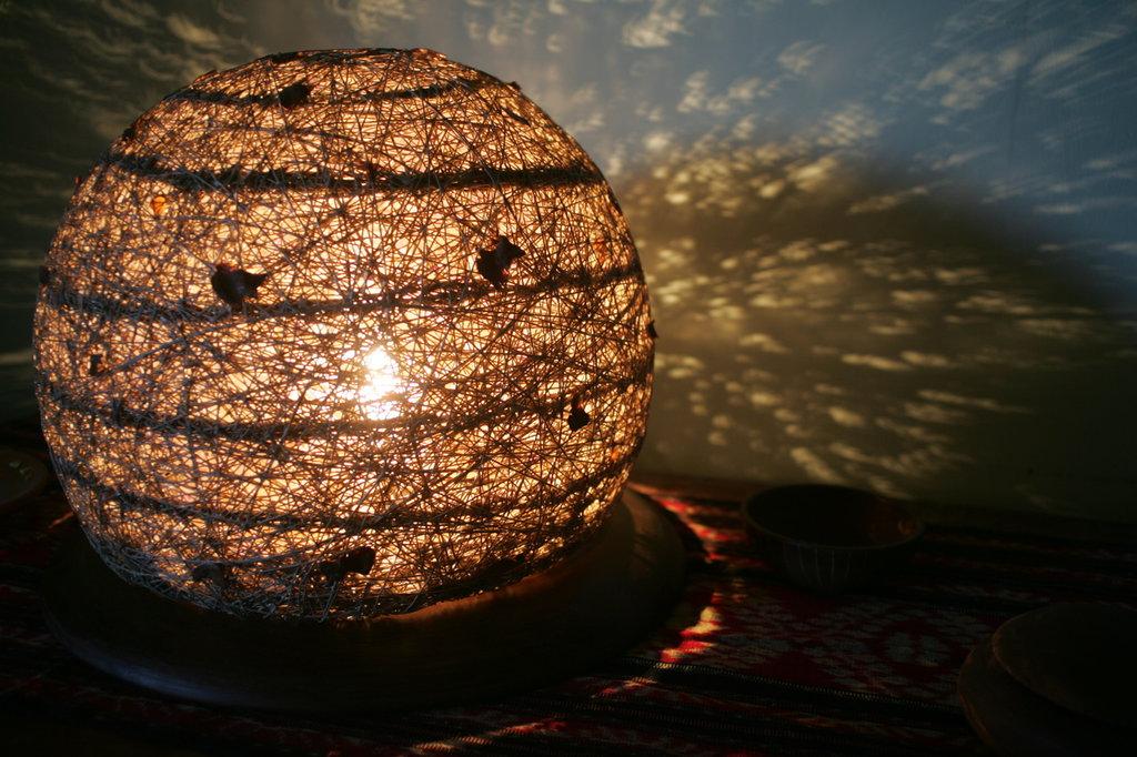 Lampada da tavolo Kalinìtta
