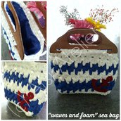 Borsa weaves and foam