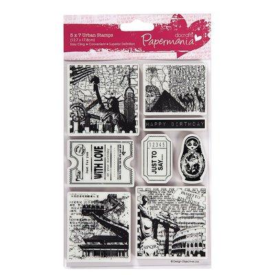 Urban Stamp - Bookprint