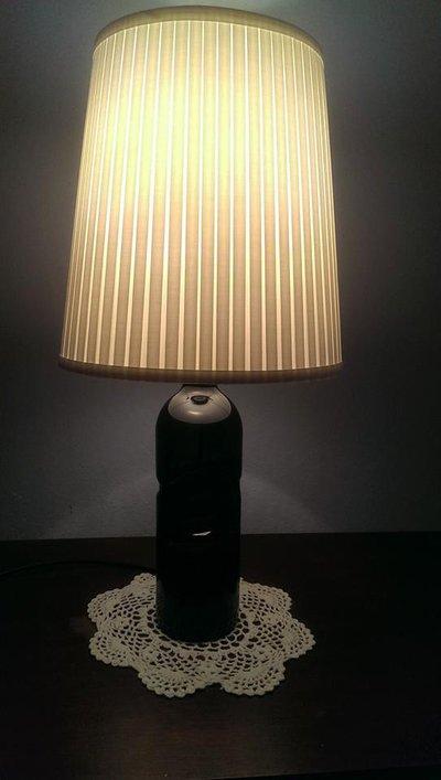 abajour lampade bottiglia