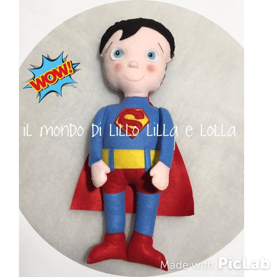 superman supereroe simpatico