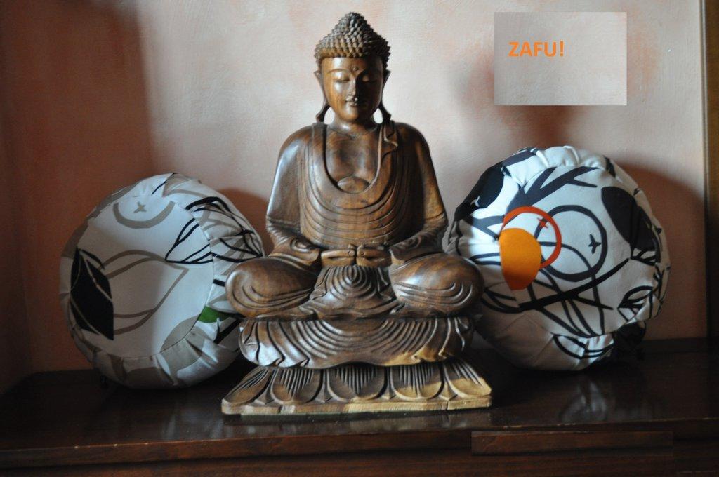 Cuscino Zafu Giapponese