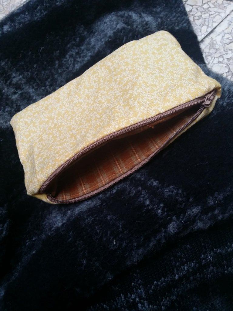 borsellino  portamonete con cerniera