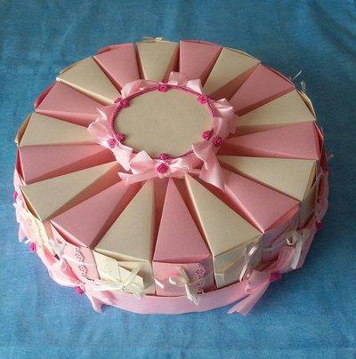 Torta bomboniera Baby
