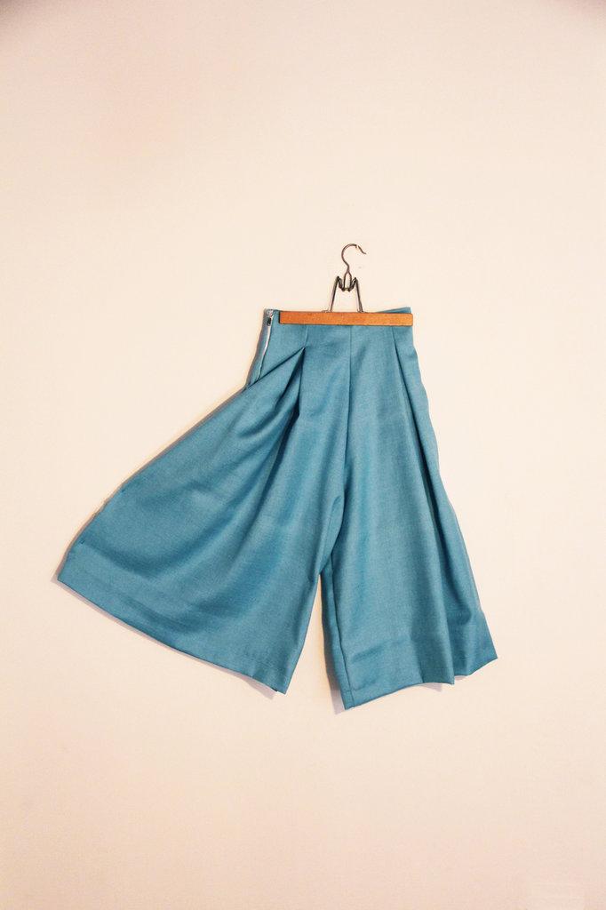 Gonna-Pantalone Azzurra anni'50