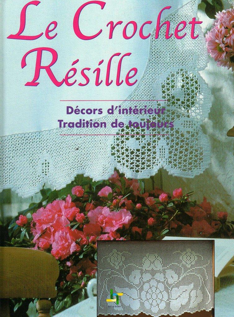 Le Crochet Résille - Uncinetto
