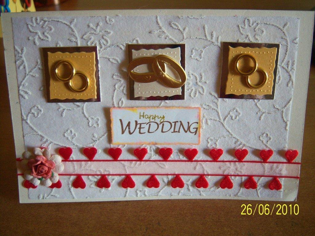 Auguri Matrimonio Non Banali : Biglietto auguri matrimonio feste biglietti e inviti