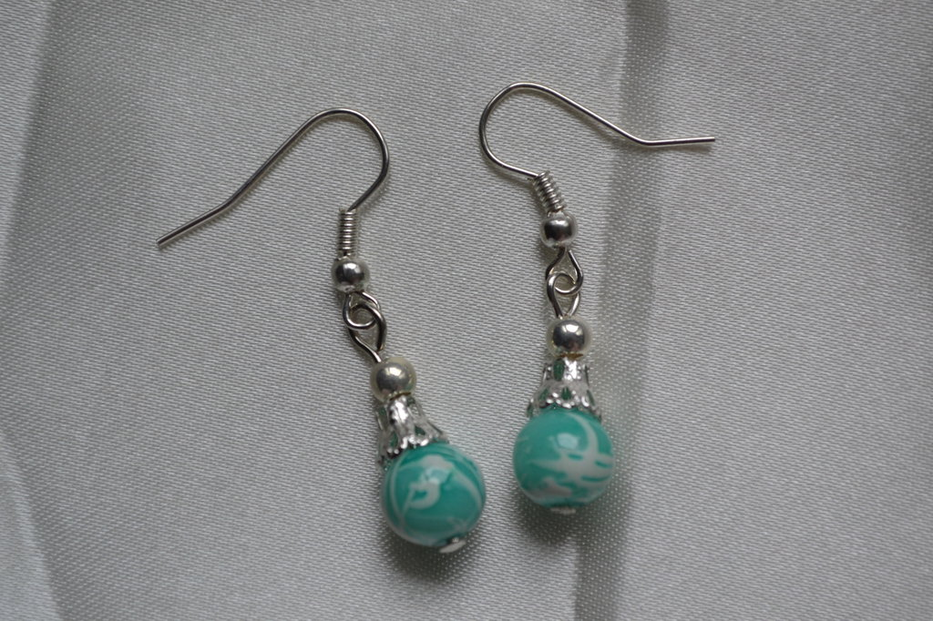 """pendenti orecchini """"turquoise"""""""