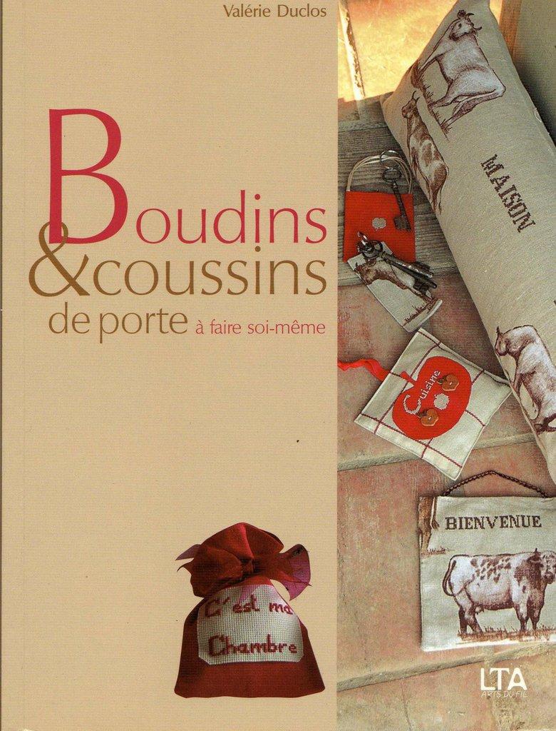 Boudins & Coussins de porte à faire soi-meme - Valérie Duclos