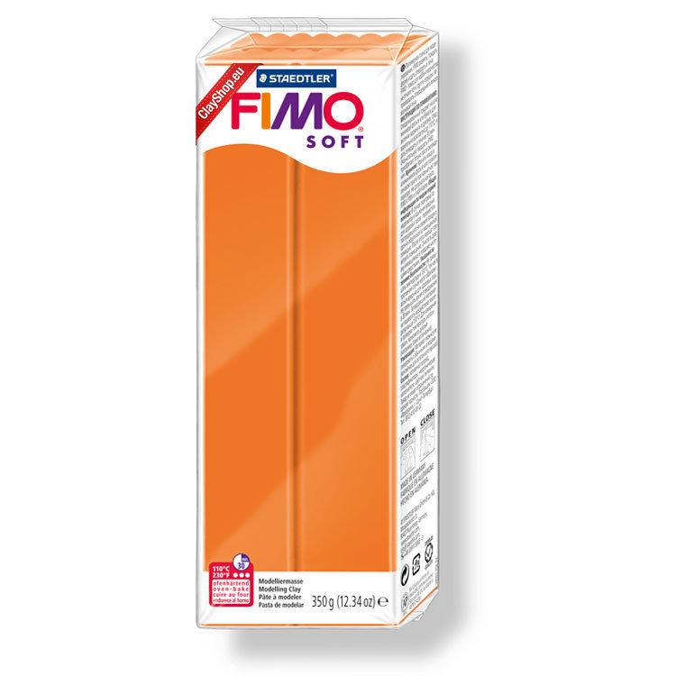 Fimo Soft 350 gr. - n.42 arancione