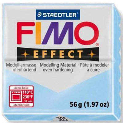 Panetto Fimo Effect 56 gr. - n. 305 Pastel Aqua