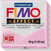 Panetto Fimo Effect 56 gr. - n. 205 Pastel Rosa