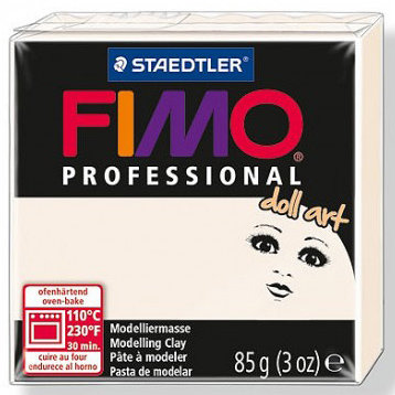 Fimo Professional Doll Art 85 gr. - n. 03 Porcellana