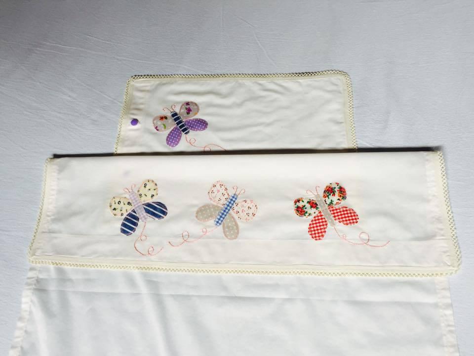 lenzuolino farfalle leggiadre
